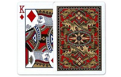 Bicycle Gold Dragon Playing Cards: 12 Decks of Bicycle Poker Size Gold Drag
