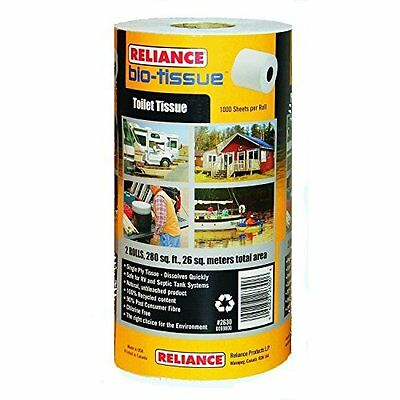 Reliance Bio Tissue Toilet Paper 2630-13
