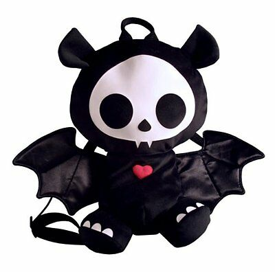 Toynami Skelanimals Deluxe Backpack Diego Plush - Bat