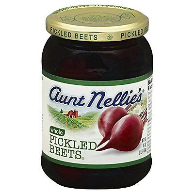 Aunt Nellie's Whole Pickled Beets -- 16 oz
