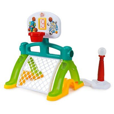 Having a Ball 5-in-1 Sports Zone