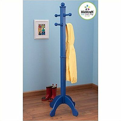 KidKraft Deluxe Clothes Pole, Blue