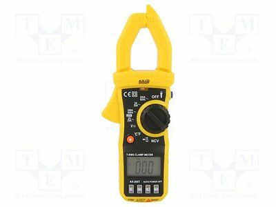 1 pc AC digital clamp meter; ¨cable:23mm; LCD (1999); True RMS