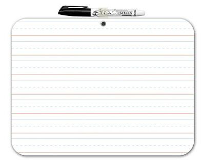 Board Dudes Double Sided Dry Erase Lapboard, 9 x 12 Inches (DFB52)