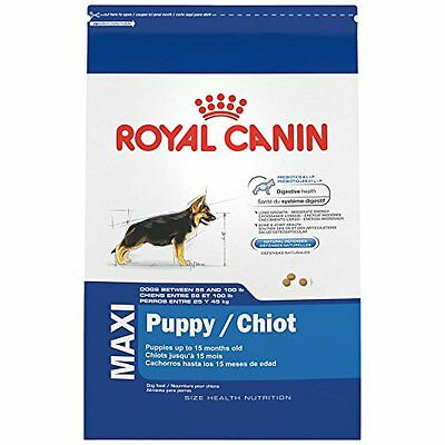 ROYAL CANIN SIZE HEALTH NUTRITION MAXI Puppy dry dog food, 6