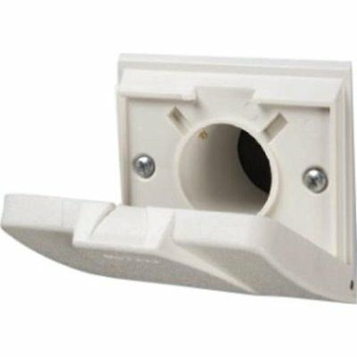 Nutone CF361 Mounting Bracket with Plastic Guard Central Vacuum