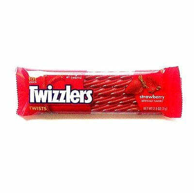 Twizzler Strawberry Twists (Pack of 36)
