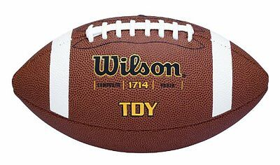 TDY Composite Youth Game Ball Football