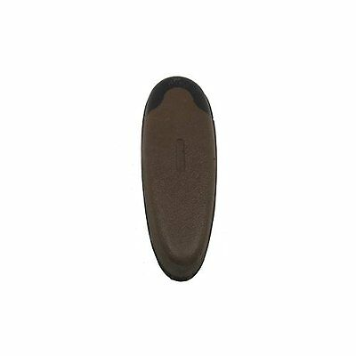 Pachmayr SC100 Decelerator Sporting Clays Recoil Pad, Brown, Medium (1-Inch