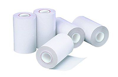 PM Company POS/Cash Register One-Ply Thermal Rolls, 2-1/4 x 55 Feet, 5 Roll