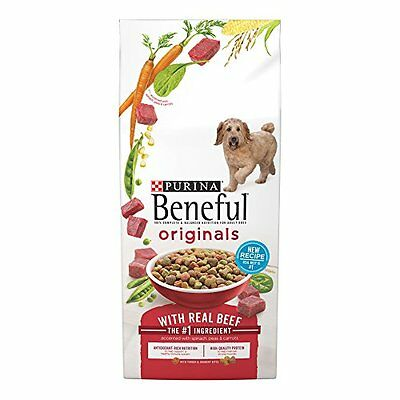 Beneful Dry Dog Food, Original, 15.5-Pound Bag, Pack of 1