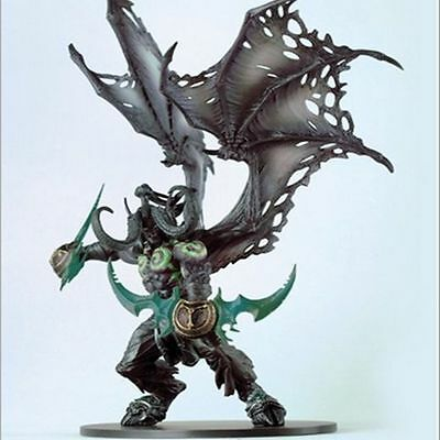 World of Warcraft Illidan Action Figurine Figure Statue 30cm PVC WOW WITH BOX
