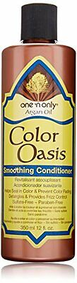 one 'n only Argan Oil Color Oasis Smoothing Conditioner, 12 Ounce