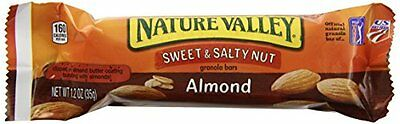 Nature Valley Sweet and Salty Nut Almond Granola Bars, 30 Count