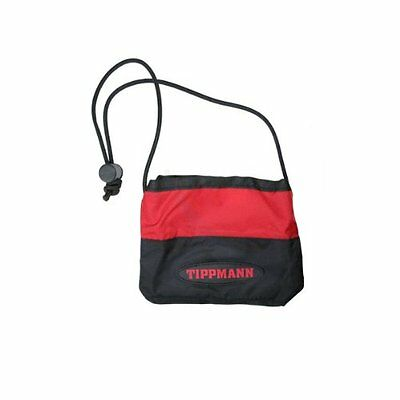 Tippmann Wide Mouth Barrel Sleeve - Red / Black