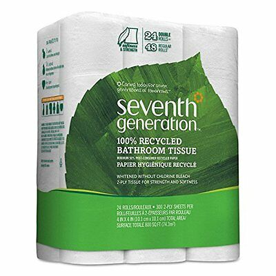 Seventh Generation Bathroom Tissue, 24 ct