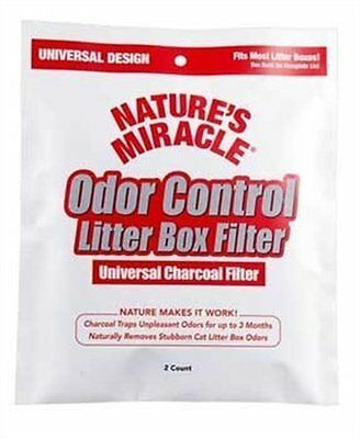 Odor Control Charcoal Filter