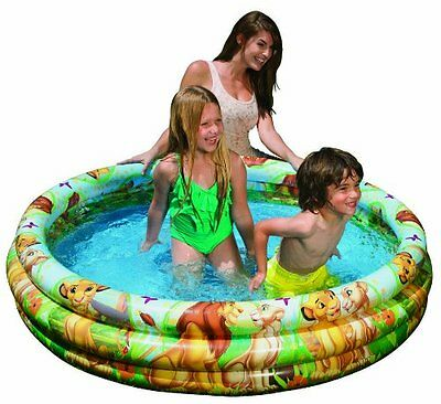 Lion King Three-ring pool 147cm x 33cm (japan import)