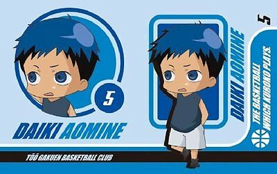 Basketball pocket tissue cover 3 Aomine Daiki of Kuroko (japan import)