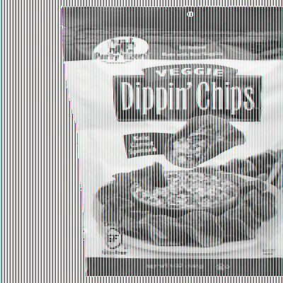 Party Tizers Veggie Dippin Chips, 5 Ounce -- 12 per case.