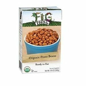 Fig Food Pinto Beans RTE 6/15oz