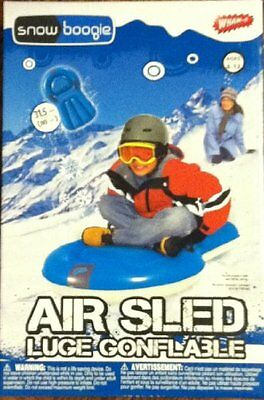 Snow Boogie Inflatable Air Sled