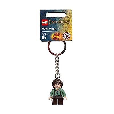 LEGO Lord of the Rings Frodo Baggins Key Chain 850674