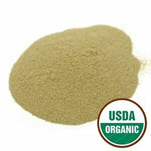 Organic Buchu Leaf Powder