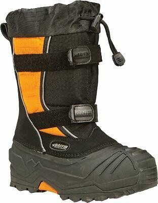 Baffin Inc Eiger Youth Boots , Primary Color: Black, Size: 12, Distinct Nam