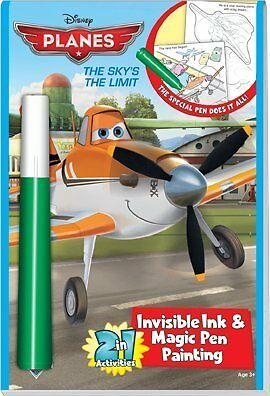 """2in1: Disney Planes """"The Sky's the Limit"""""""