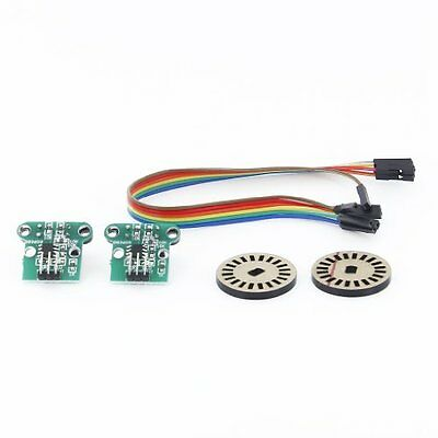 HC-020K Double Speed Measuring Module with Photoelectric Encoders For Exper