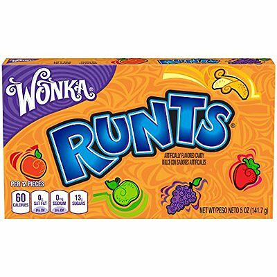 Runts Candy 5 oz (Pack of 12)