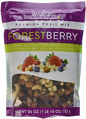 Wild Roots 100% Natural Forest Berry Trail Mix (2 Pack - 26 Oz Ea)