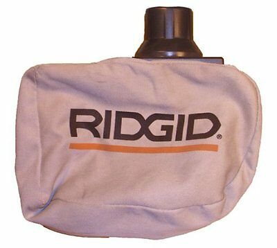 Ridgid R848 Cordless Planer Replacement Dust Bag Assembly #