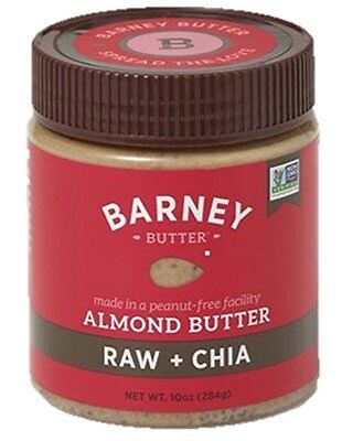 Barney Butter Raw and Chia, 10 Ounce