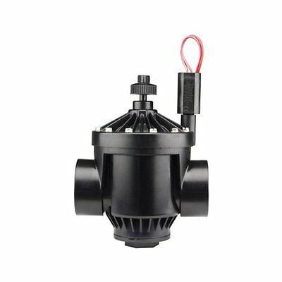 Hunter Sprinkler PGV201 PGV Series 2-Inch Globe or Angle Valve with Flow Co