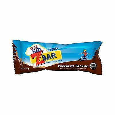 Clif Bar Zbar,og2,choc Brownie, 6/1.27Oz