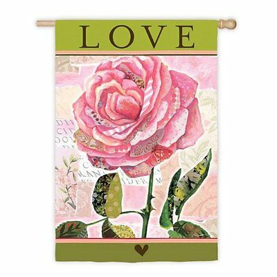 Love Rose Banner (29 in. x 43 in.)