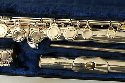 Gemeinhardt Silver Student Flute - New Pads, Ready to Play