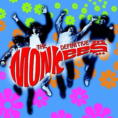 The Monkees The Definitive Monkees Cd (Greatest Hits / Very Best Of)