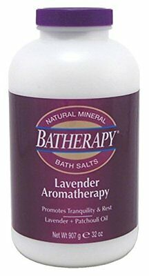 Queen Helene Batherapy Lavender Salts 2 Lb (3 Pack)