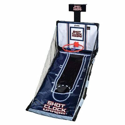 Franklin Sports Shot Clock Hoops Basketball Game