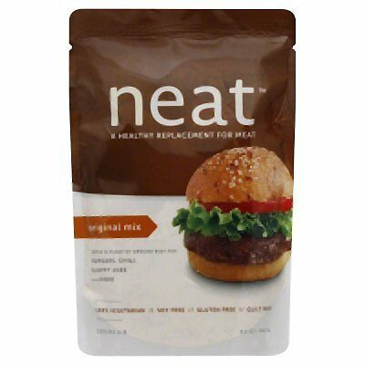 Neat Meat Alternative Original Dry Mix, 5.5 Ounce -- 6 per case.