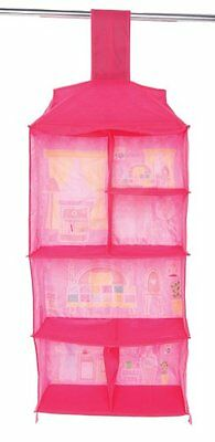 Toytainer Closet Dollhouse Play N' Store