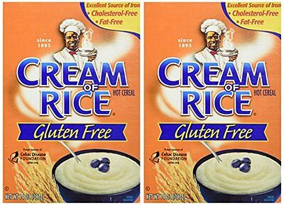Cream of Rice Nabisco Cream Of Rice, 14 OZ(Pack of 2)