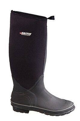 Baffin Meltwater Mens Waterproof Boots Black 13