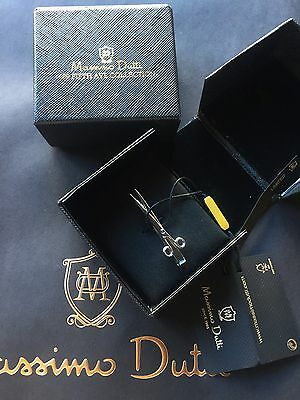 NWT Limited Edition MASSIMO DUTTI Tie Clip RRP39.95€
