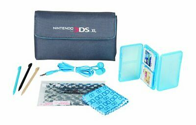 Official 3DS XL Starter Kit - Blue