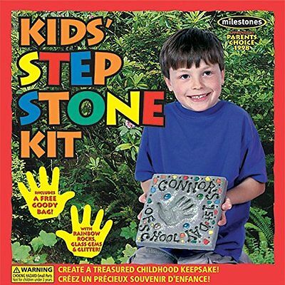 Midwest Products Mosaic Stepping Stone Kit Kids
