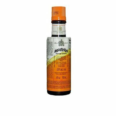 Angostura Orange Bitters, 4-Ounce(pack of 3)
